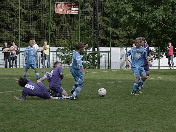 Anneberger D-Junioren gewinnen Turnier, 100 Jahre Fussball in Thalheim