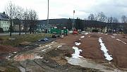 21.02.17: Baustellenwiedereinrichtung