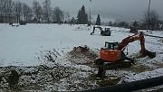 07.03.17: Bauruhe nach Wintereinbruch