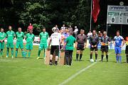 Klares 3:0 gegen Crossen beschließt Saison für Landesklasse-Mannschaft