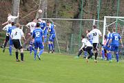 Auch im fünften Anlauf kein Erfolg daheim: erste Mannschaft unterliegt Crossen mit 1:2 (0:0)