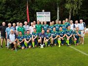 Die Alten Herren gratulieren --- A-Jugend Kreispokalsieger!