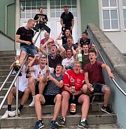 Unsere A-Jugendspielgemeinschaft holt den Pokal ins Zwönitztal