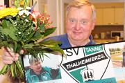 Thalheimer Fußball-Legende feiert 70. Geburtstag