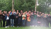 Thalheim 2 feiert Saisonabschluß im