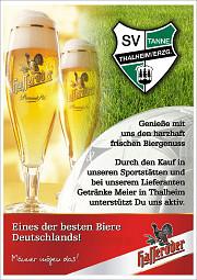 Informationen zu unserem Großsponsor INBEV-Brauereigruppe