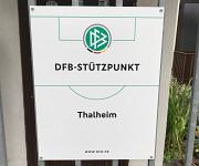 Thalheimer DFB-Infoabend am Mittwoch, den 26.09.2018 um 18:00 Uhr im Waldstadion Thalheim