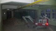 Umbau Turnhalle