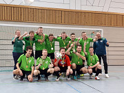 Hallenerzgebirgsmeisterschaften des Nachwuchses durchaus erfolgreich - B-Jugend Hallenerzgebirgsmeister!