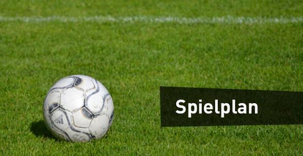 SV Tanne Thalheim Abtl. Fussball Spielplan