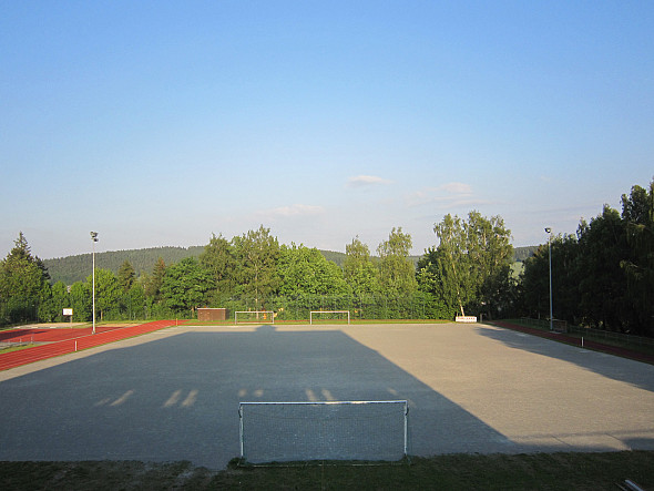 Sportplatz an der Stollberger Straße